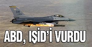 ABD IŞİD'İ Vurdu! 41 Ölü...