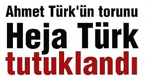 Ahmet Türk'ün torunu Heja Türk tutuklandı