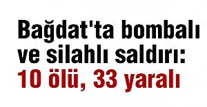 Bombalı ve silahlı saldırı: 10 ölü