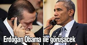 Cumhurbaşkanı Erdoğan Obama ile Görüşecek