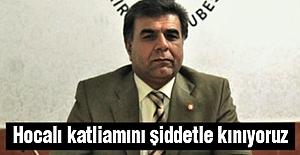 Kırşehir Türk Ocakları: Hocalı katliamını şiddetle kınıyoruz