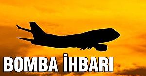 Madrid'ten Kalkan Uçağa bomba İhbarı Yapıldı.