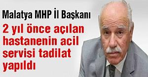 MHP İl Başkanı: Malatya Kayısı Stratejik Bir Üründür