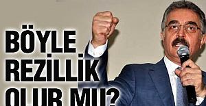 MHP'li Büyükataman: Böyle Rezillik Olur mu?