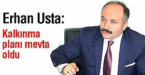 MHP'li Usta: Kalkınma planı mevta oldu