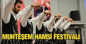 Muhteşem Hamsi Festivali