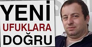 Murat Emre Sahin; Yeni Ufuklara Doğru