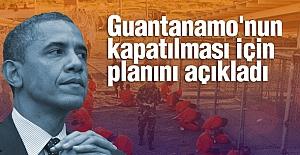 Obama, Guantanamo planı...