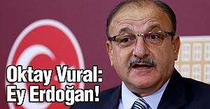Oktay Vural: Ey Erdoğan!