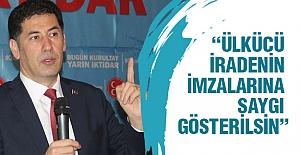 Sinan Oğan: Sivas'tan Bahçeli'ye Seslendi!