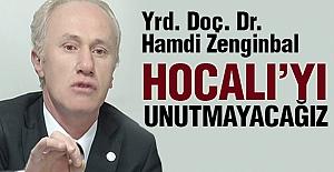 Türk Ocakları Bolu Şubesin'den Hocalı Katliamı...