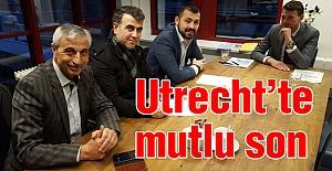 Utrecht'te mutlu son