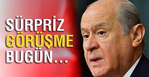 Bahçeli, Başbakan Davutoğlu'yla görüşecek