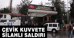 Bayrampaşa'da Çevik Kuvvete Silahlı Saldırı