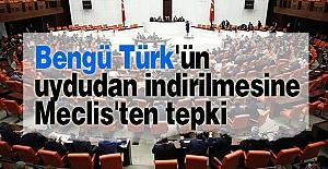 Bengü Türk'ün  uydudan indirilmesine  Meclis'ten tepki!