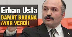 Erhan Usta , Damat Bakana Öyle Bir Ayar Verdi ki...