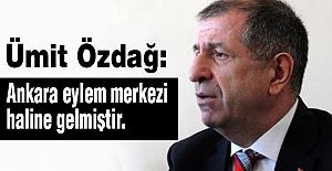 MHP'li Özdağ: Yan yana oturduğumuz kişiler masum milletvekilleri değil
