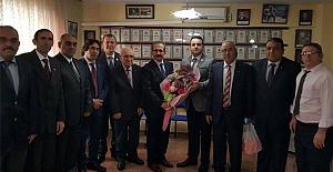 Müftü Sinan Cihan, Şehit Aileleri ve Gazileri ziyaret etti