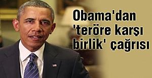 Obama'dan Birlik Çağrısı