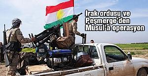 Peşmerge'den Musul'a operasyon