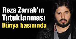 Reza Zarrab'ın Tutuklanması Dünya Basınında