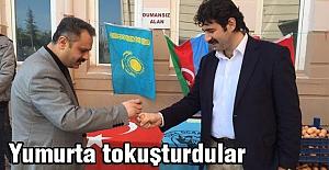 Samsun Türk Ocağından Nevruz Kutlaması