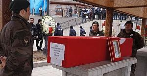 Şehit  Eren Yüca Erzurum'da Toprağa Verildi