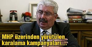 Semih Yalçın: MHP üzerinden yürütülen karalama kampanyaları...