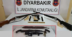 silah ve mühimmat operasyonu