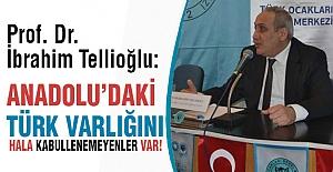 Tellioğlu: Anadolu'nun Fethi Dünyanın Kaderini Değiştirdi