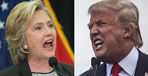 Trump ve Clinton rüzgarı...