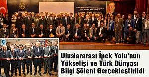 Türk Dünyası Bilgi Şöleni Gerçekleştirildi