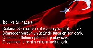 Türk İstiklal Marşı'nda 'Öteki' Düşüncesi