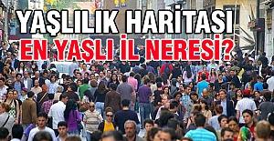 Türkiye'nin En Yaşlı ve En Genç Nüfusu Hangi İllerde...