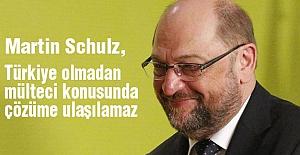 'Türkiye olmadan mülteci konusunda çözüme ulaşılamaz'