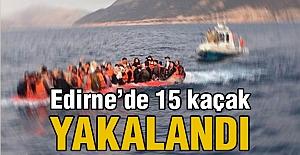 95 kaçak yakalandı