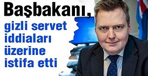 Başbakan, gizli servet iddiaları üzerine istifa etti