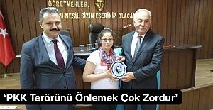 Başesgioğlu, Samsun'da Konuştu; PKK Terörünü Önlemek Çok Zordur