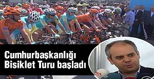 Bisiklet Turu başladı...