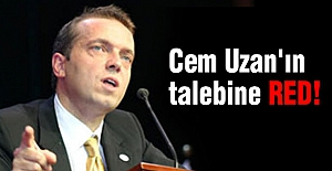 Cem Uzan'a Red!