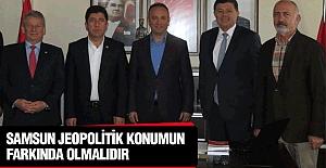 CHP'li Pekşen: Samsun Rusya Pazarına Ulaşabilecek Avantaja Sahip