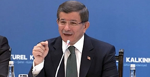 Davutoğlu, Kültürel Kalkınma Eylem Planı'nı açıkladı