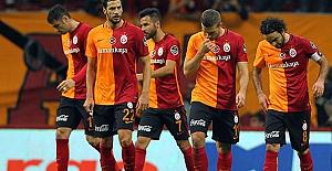 Eskişehirspor, Galatasaray'ı 4 golle uğurladı
