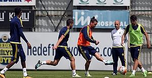 Fenerbahçe Mersin için çalıştı
