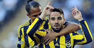 Fenerbahçe, Mersin İdmanyurdu'nu 4-1'le geçti
