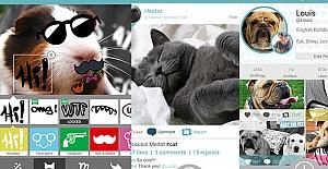 Hayvanlar için de sosyal ağ kuruldu