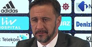 Pereira: Bu akşam önemli iki puan kaybettik