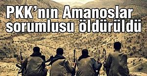 PKK'nın sorumlusu öldürüldü