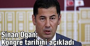 Sinan Oğan: MHP'nin  Kongre Tarihini Verdi
