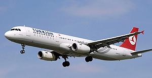 THY pilotu rahatsızlanan yolcu için zamanla yarıştı